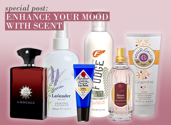 Enhance Your Mood with Scent
