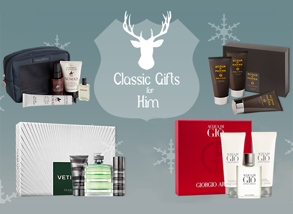 Classic Gifts for Him