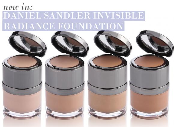 Daniel Sandler Invisible Radiance