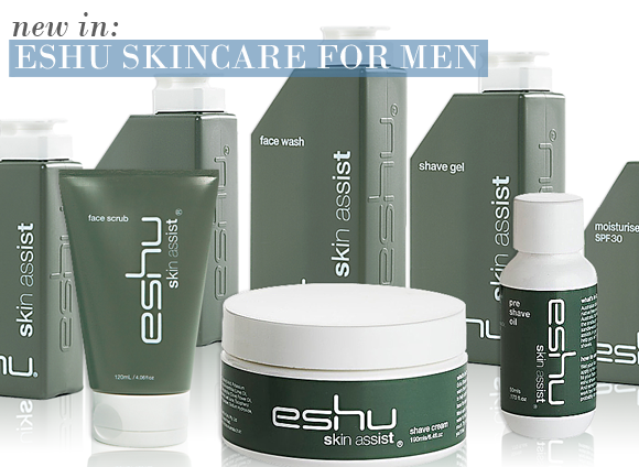 New Launch: Eshu Skincare for Men