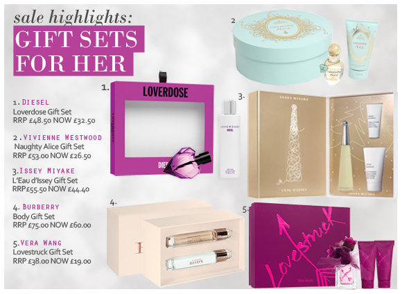 Sale Gift Sets for Her