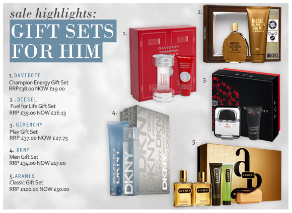 Sale Gift Sets for Him