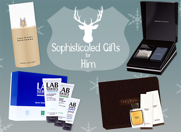 Sophisticated Gifts for Him