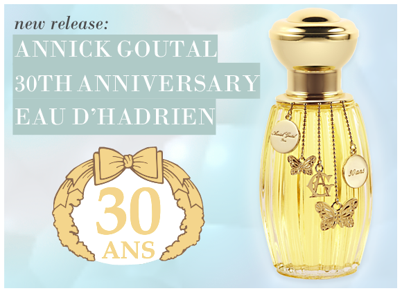 30 Years of Annick Goutal