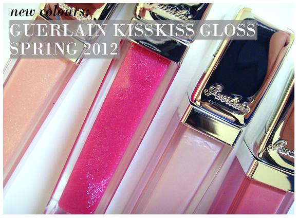 Guerlain Spring KissKiss Gloss