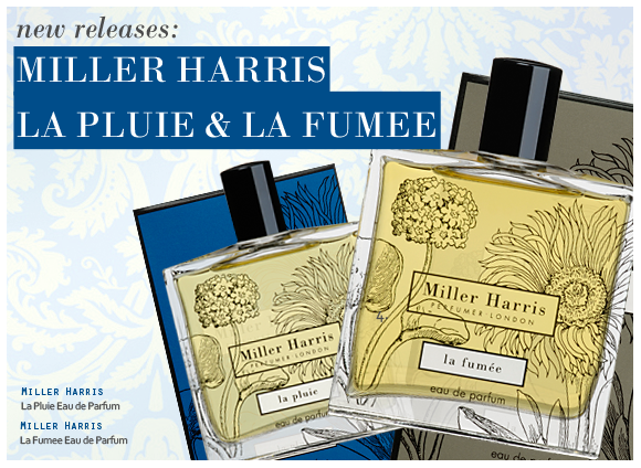Miller Harris La Pluie & La Fumee