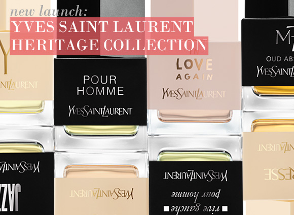 YSL Heritage Collection