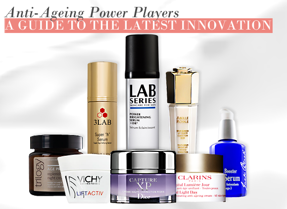 Anti-Ageing Power Players