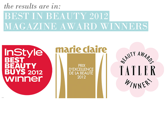 Award Winning Beauty 2012