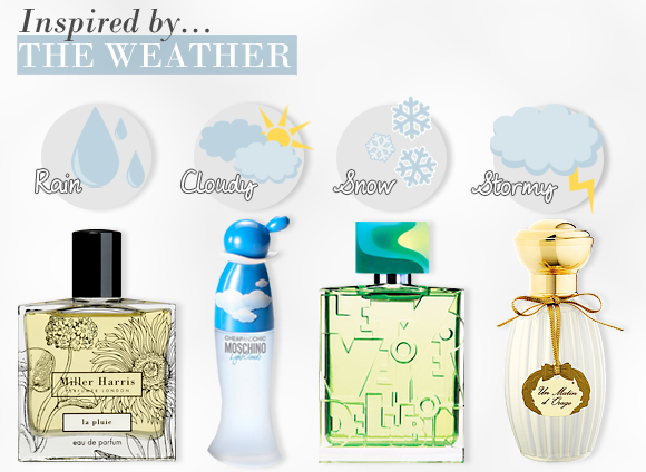 Weather Inspired Fragrance