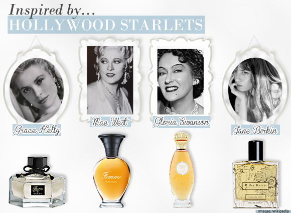 Old Hollywood Inspired Fragrance