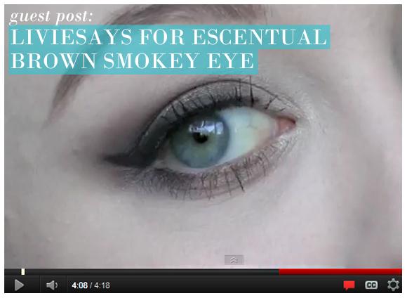 Liviesays Smokey Eye Tutorial