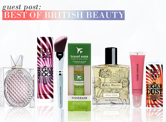 Best of British Beauty