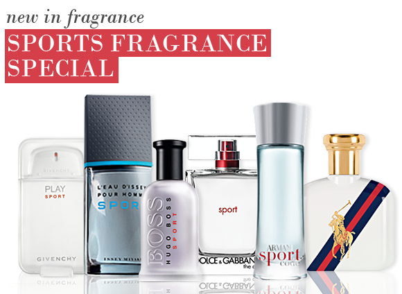 Sports Fragrance Special