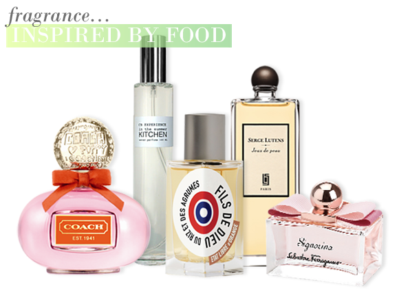 Fragrance Inspired By Food