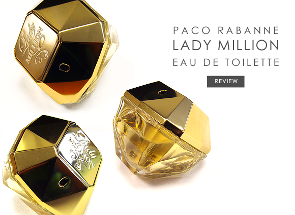 Paco Rabanne Lady Million EDT