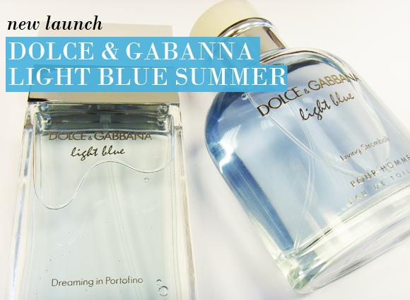 D&G Light Blue Summer