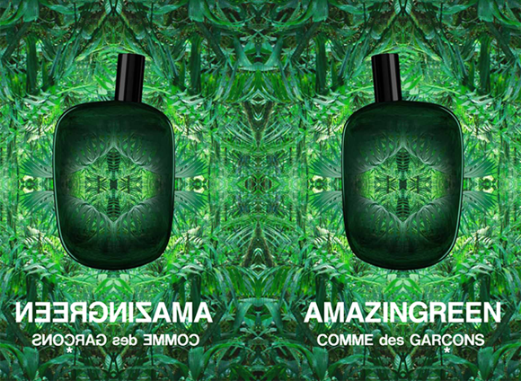Interview: Comme des Garcons Amazingreen