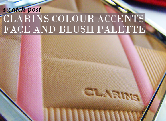 Clarins Colour Accents Palette