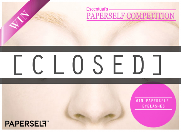 Paperself Eyelash Competition