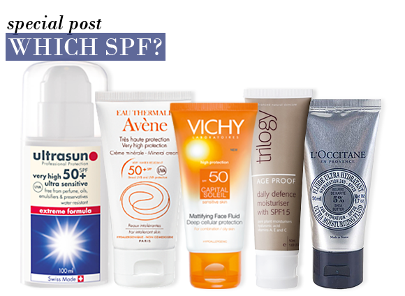 Which SPF?
