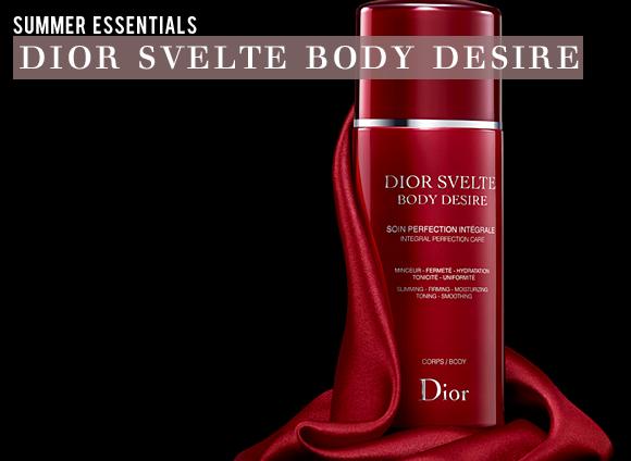 Dior Svelte Body Desire