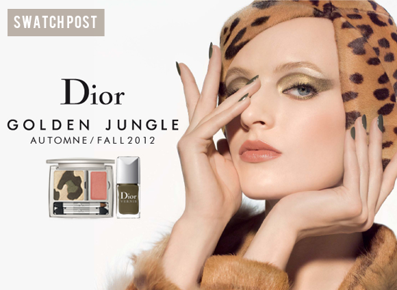 Dior Golden Jungle Collection