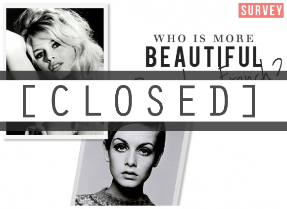 Survey: Who is more beautiful?