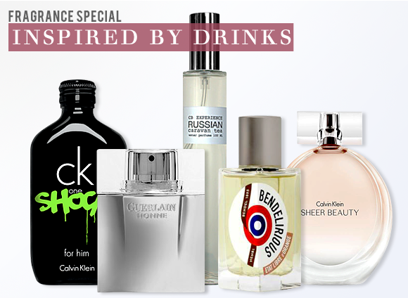 Fragrance Inspired By Drinks