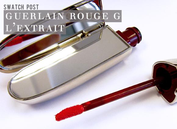 Guerlain Rouge G L'Extrait