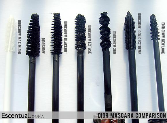 5017bbc7168 A Closer Look at the Dior Diorshow Mascara Collection - Escentual's ...