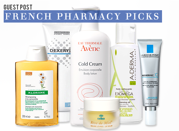 french skincare brands