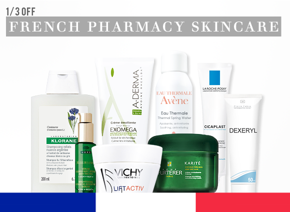 1/3 off French Pharmacy Skincare