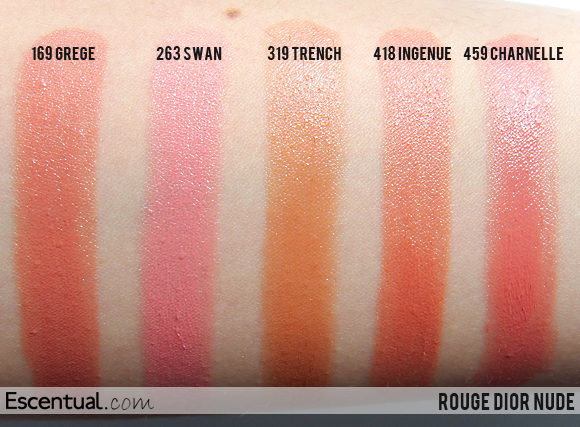 Naked Dior Rouge Nude Lipstick Images
