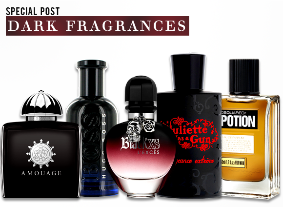 Dark Fragrances