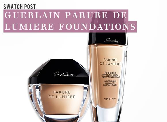 Guerlain Parure de Lumiere Foundation