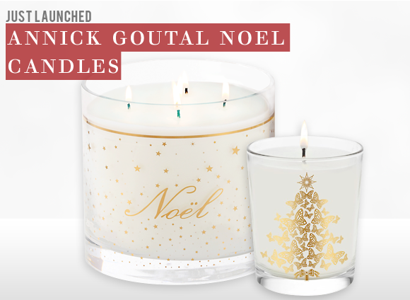 Annick Goutal Noel Candles