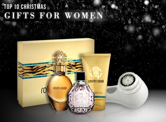 Top 10 Christmas Gifts for Women - Escentual's Beauty Buzz