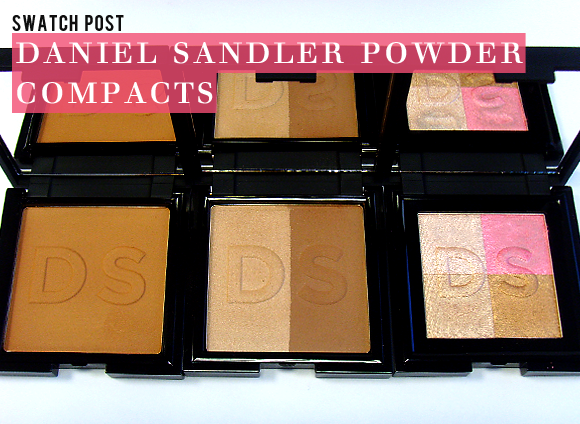 Daniel Sandler Powder Compacts