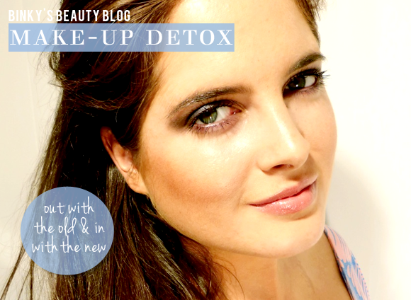 Binky's Make-up Detox