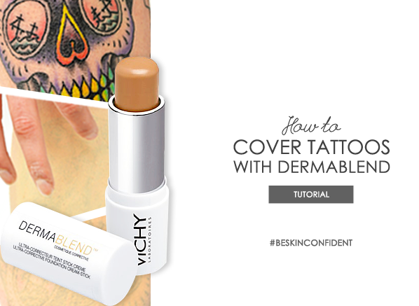 Dermablend Tattoo Cover-up