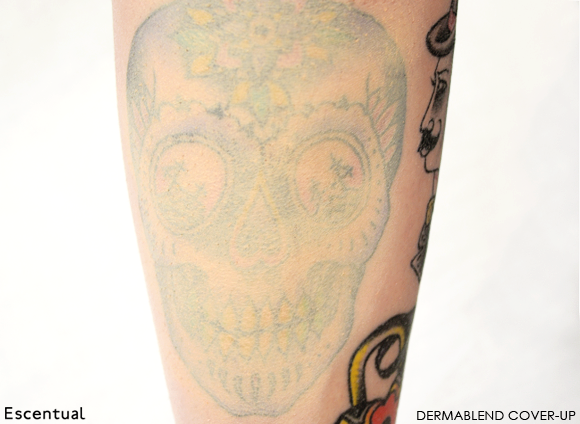 Dermablend Tattoo Cover Up Escentuals Beauty Buzz