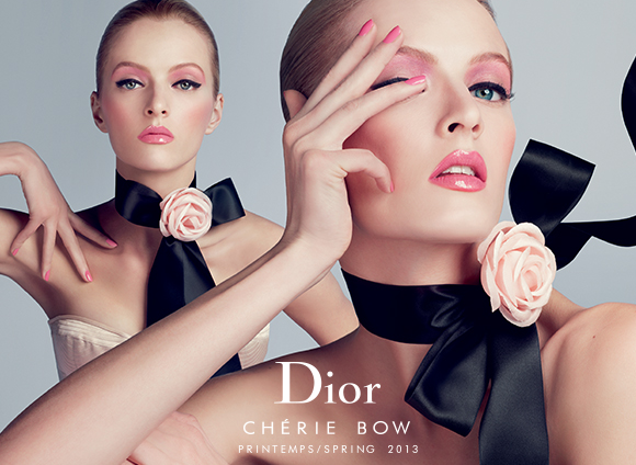 Dior Cherie Bow Look