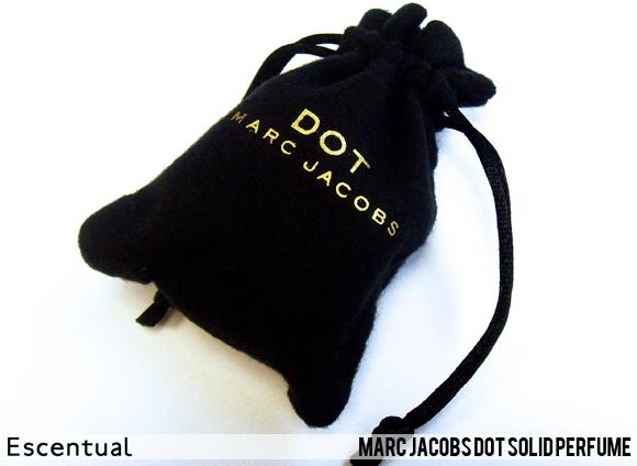 Marc Jacobs Dot Solid Perfume Bag