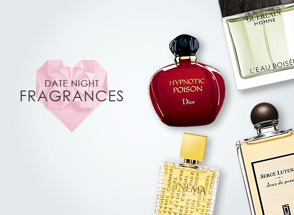 Date Night Fragrances
