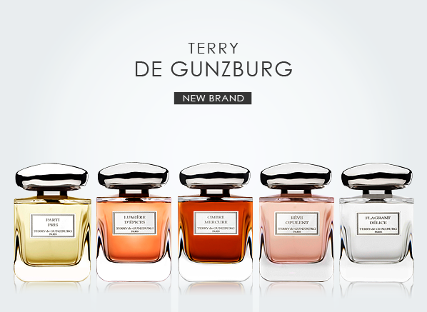 New Launch: Terry de Gunzburg
