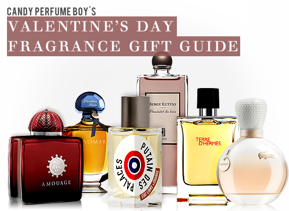 Valentine's Day Fragrance Gift Guide