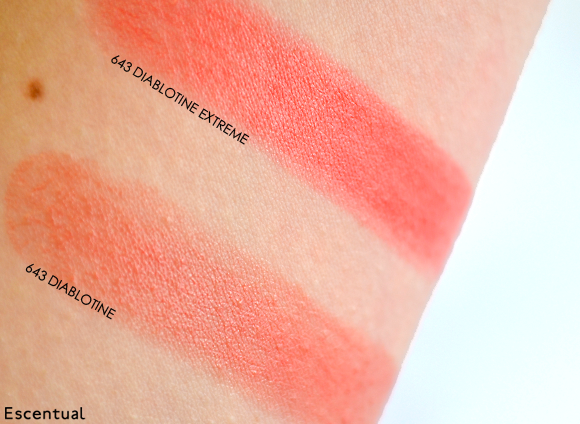 Dior Addict Lipstick in 643 Diablotine