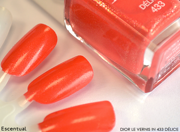 "Nails of Dior Vernis – ""Princess"""
