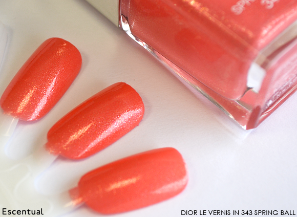 Dior Vernis in 343 Spring Ball